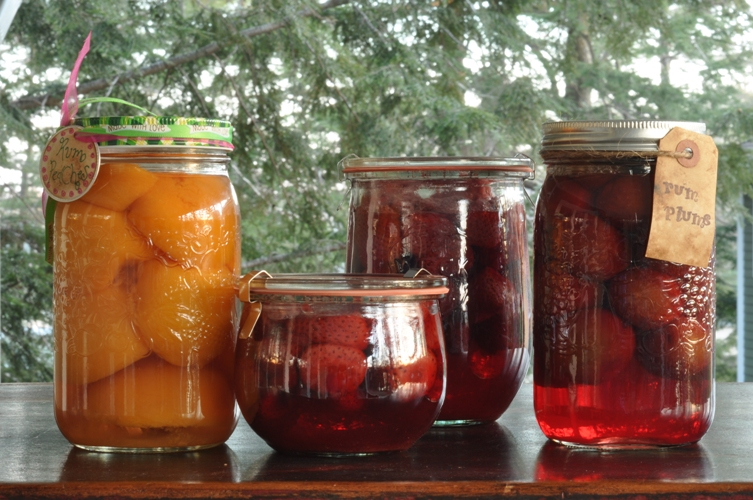 Canning 101 Fruit Float Putting Up With The Turnbulls